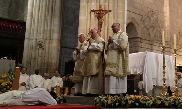 Guarda: Diocese em festa com ordenação de diáconos