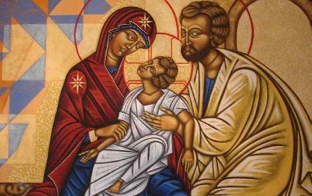 Domingo dentro da Oitava do Natal, Sagrada Família de Jesus, Maria e José