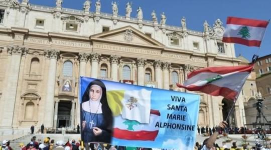 Wniebowstąpienie Pańskie - Homilia Ojca Świętego Franciszka wygłoszona w czasie kanonizacji czterech sióstr zakonnych