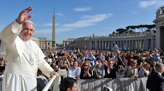 Według Papieża praca i odpoczynek muszą mieć wymiar duchowy