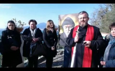 WIELKI PIĄTEK, WSPOMNIENIE MĘKI I ŚMIERCI JEZUSA - ks. Jarek w Godzinie Miłosierdzia 25.03.2016