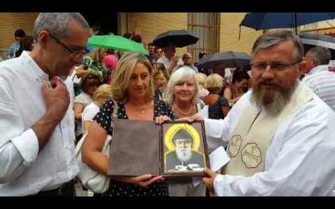 Dzień świętego Charbela we wspólnocie  Maronitów