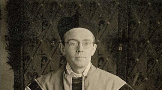 Błogosławiony Karol Leisner, prezbiter i męczennik