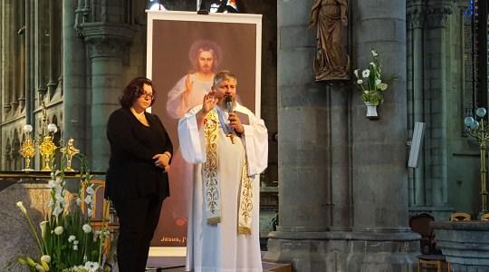 W Luksemburgu ewangelizować nie jest łatwo...