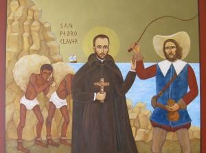 Święty Piotr Klawer, prezbiter