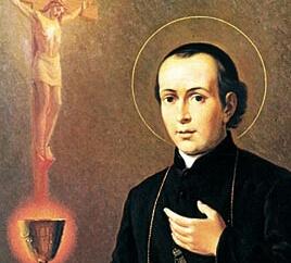 Święty Kasper del Bufalo, prezbiter