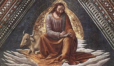 Święty Łukasz, Ewangelista
