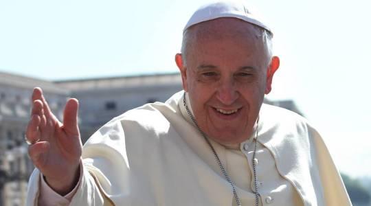 Papieska intencja na sierpień(Vatican Service News - 05.08.2017)