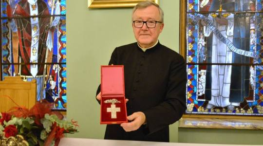Nowy biskup w Polsce (Vatican Service News - 08.11.2017)