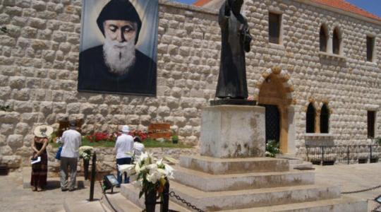 Pielgrzymka do świętego Charbela w Libanie wrzesień 2018