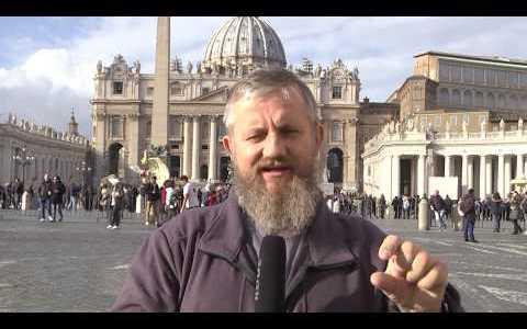 Catechesi di padre Jarek - Rispetto per il temipio di Dio(16.12.2017)