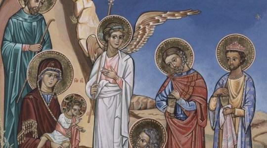 Uroczystość Bożego Narodzenia w Kościołach Wschodnich(Vatican Service News -06.01.2018)