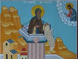 Święty Szymon Słupnik (805.01.2018)