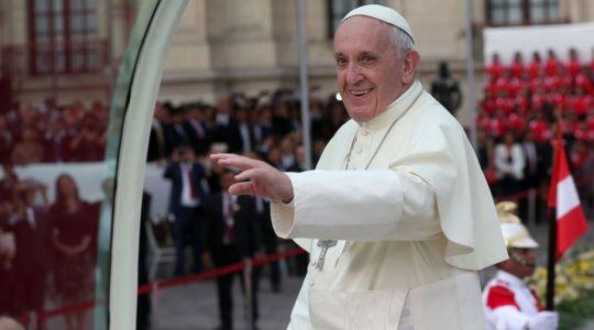 Anioł Pański z papieżem dzisiaj o 18.00 naszego czasu (Vatican Service News - 21.01.2018)