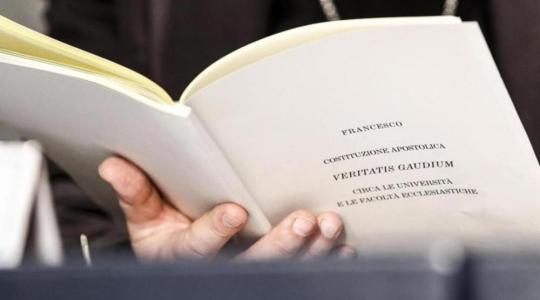 Nowelizacja  konstytucji apostolskiej (Vatican Service News - 30.01.2018)