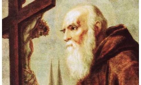 Święty Konrad z Parzham, zakonnik (21.04.2018)
