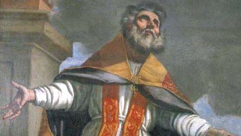 Święty Zenon z Werony, biskup (12.04.2018)