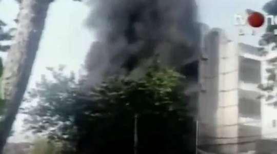 Atak bombowy  na wiernych w kościele (Vatican Service News - 13.05.2018)