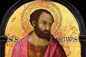 Święty Maciej, Apostoł (14.05.2018)