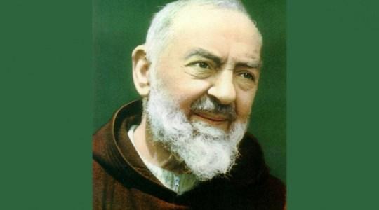 Urodziny Świętego o. Pio (25.05.2018)