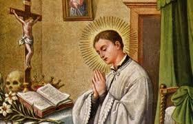 Święty Alojzy Gonzaga, zakonnik (21.06.2018)
