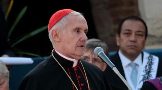 Nie żyje kardynał Jean -Louis Tauran kamerling Świętego Kościoła Rzymskiego (Vatican Service News - 06.07.2018)