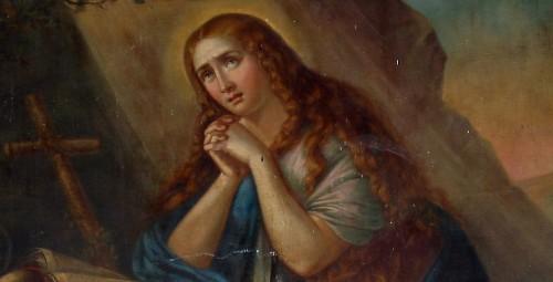 Święta Maria Magdalena (22.07.2018)