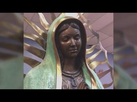Figurka Matki Bożej płacze  łzami (Vatican Service News - 19.07.2018)
