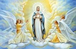 Najświętsza Maryja Panna, Królowa Aniołów Odpust Porcjunkuli (02.08.2018)