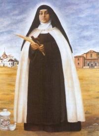Maria Sagrario od św. Alojzego Gonzagi, dziewica i męczennica (16.08.2018)