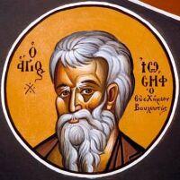 Święty Józef z Arymatei (31.08.2018)