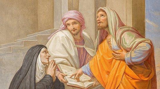 Święty Augustyn, biskup i doktor Kościoła (28.08.2018)