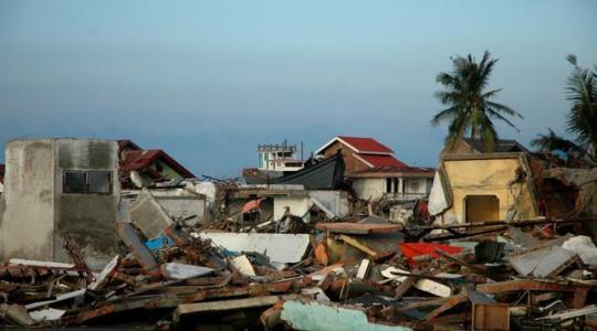 Trzęsienie ziemi w Indonezji (Vatican Service News - 06.08.2018)