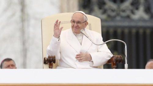 Audiencja Generalna Ojca Świętego Franciszka (Vatican Service News - 12.09.2018)
