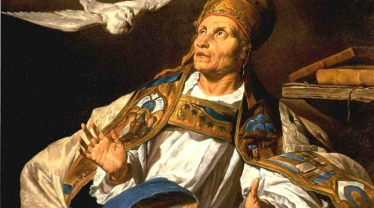 Święty Grzegorz Wielki, papież i doktor Kościoła (03.09.2018)