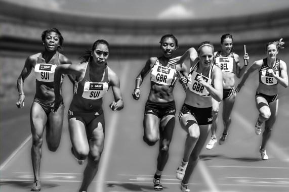 race discipline fire christianity olympics conscience