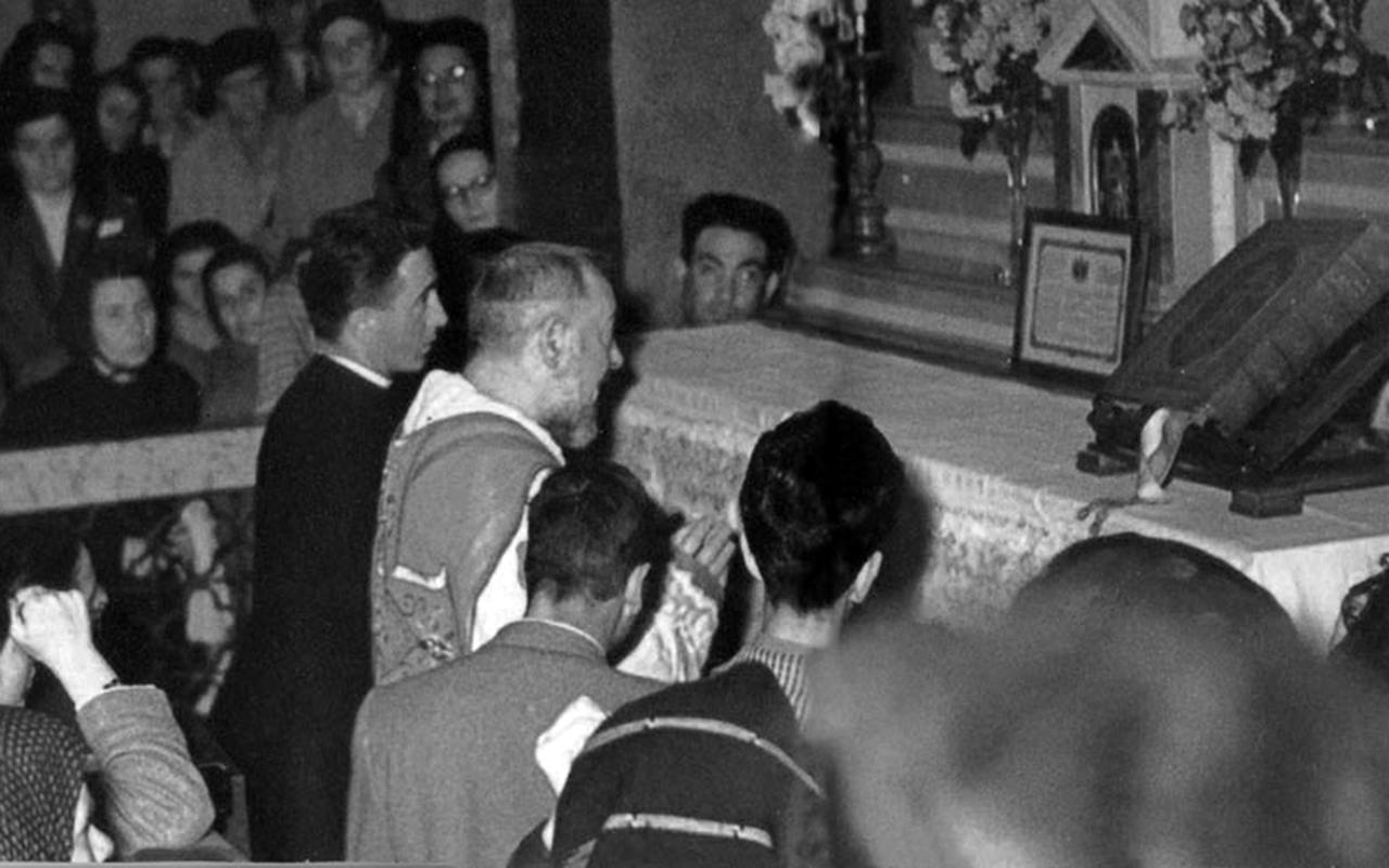 Vivere con Gesù Sacramentato