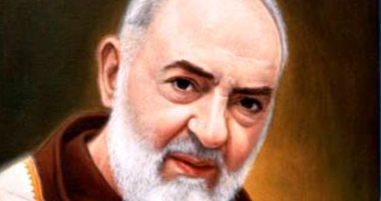 """Lo """"zampino"""" di Padre Pio"""