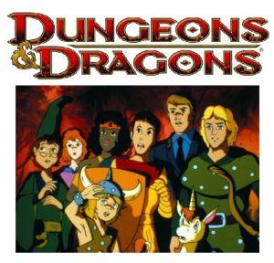 Dragones y Mazmorras, la serie de dibujos