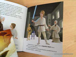 Detalle cuento Star Wars