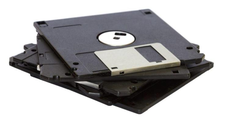 Diskettes 3.5