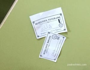 Carnets Detectives Novatos