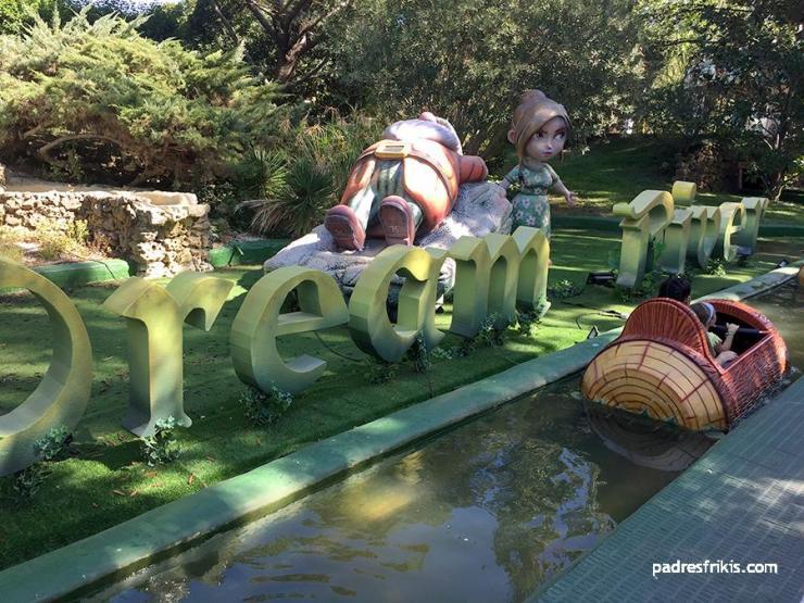 Dream River Parque Atracciones Zaragoza