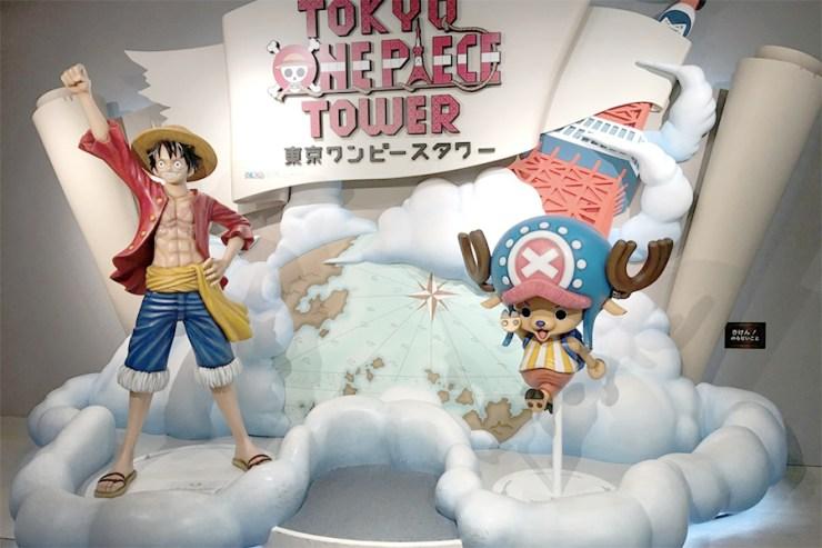 Tokyo Tower, One Piece