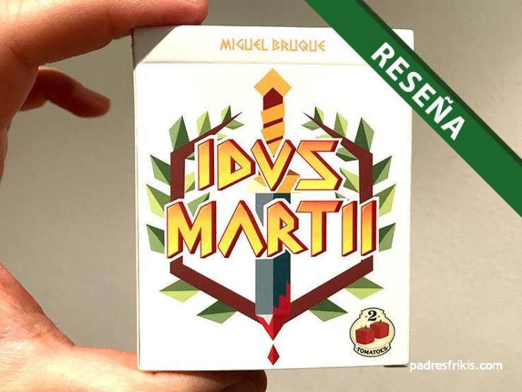 Reseña juego Idus Martii