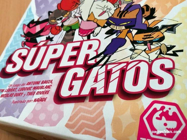 Súper Gatos, juego de Tranjis Games