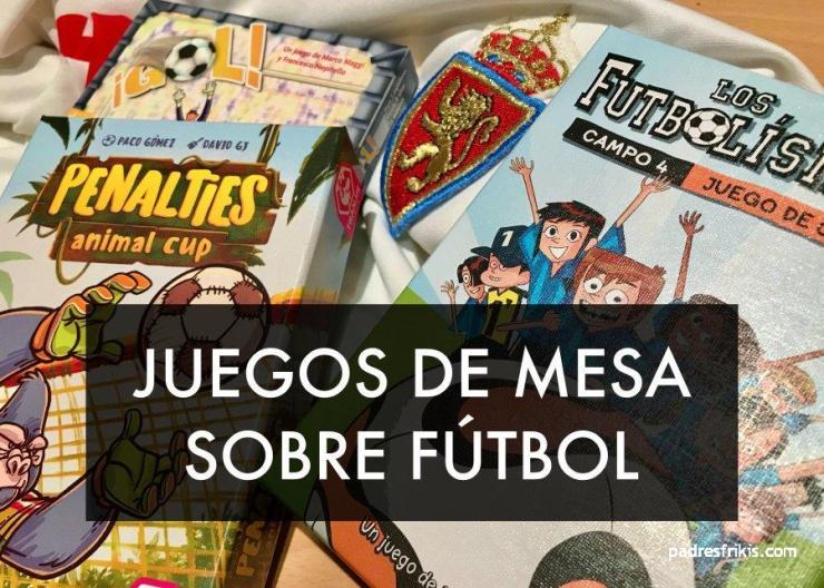 Juegos de mesa de fútbol