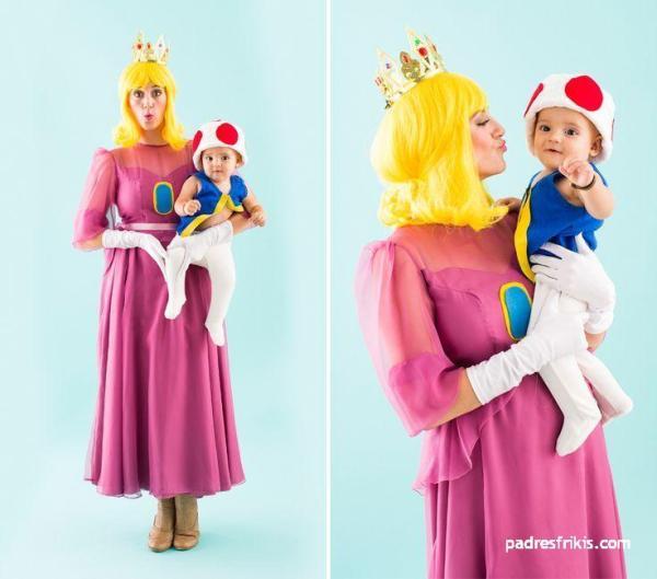 disfraces madres e hijos
