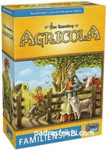juego de mesa de estrategia Agricola