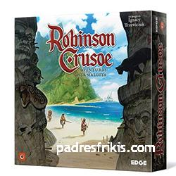 Robinson Crusoe juego de mesa cooperativo